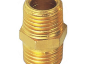 MALE COUPLING 1/4″ TO 1/4″