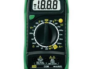 Digital Multimeter Pocket CATIII 600V