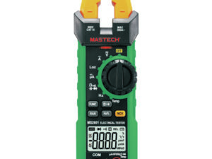 Clamp Meter 200A AC/DC 600V Open Clamp